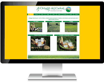 Azienda Agricola Centro Cadore Desktop