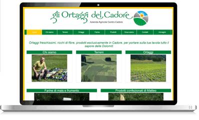 Azienda Agricola Centro Cadore Laptop