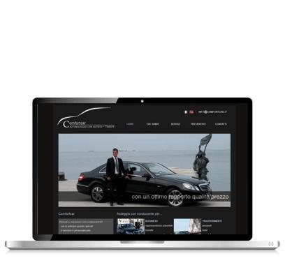 Comfortcar desktop laptop