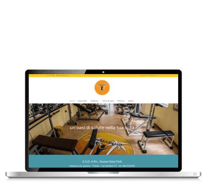 oasiClub Responsive Laptop