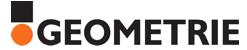 Geometrie logo