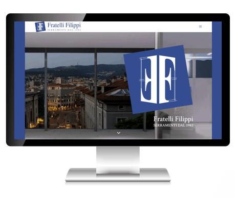 Fratelli Filippi Serramenti desktop