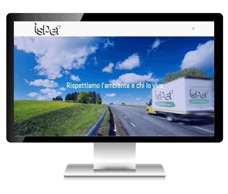 Ispef sito desktop