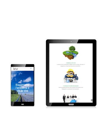 Ispef sito mobile