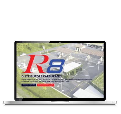 R8 Laptop