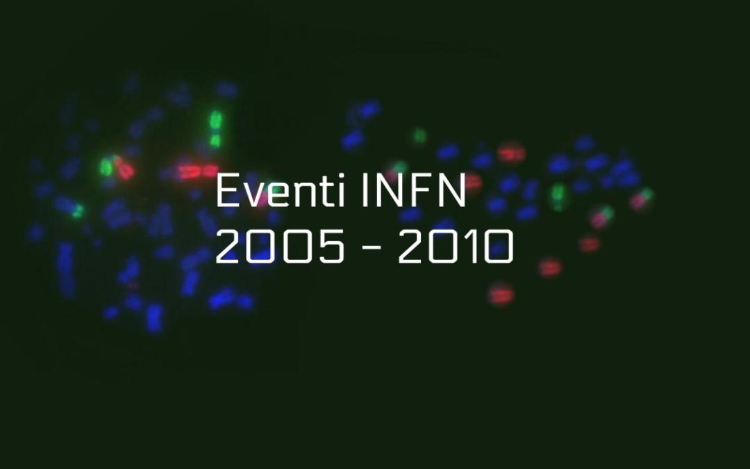 Eventi INFN 2005-09
