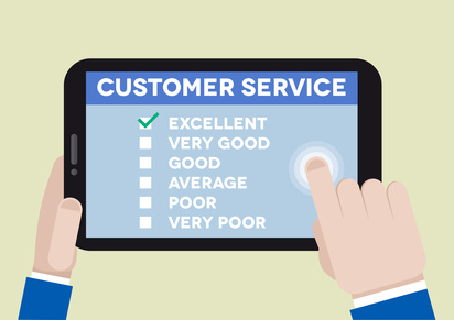 questionario customer satisfaction