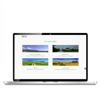 Ispef sito laptop