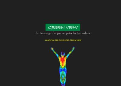 Realizzazione sito web Greev View