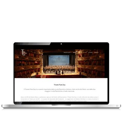 Trieste Flute laptop