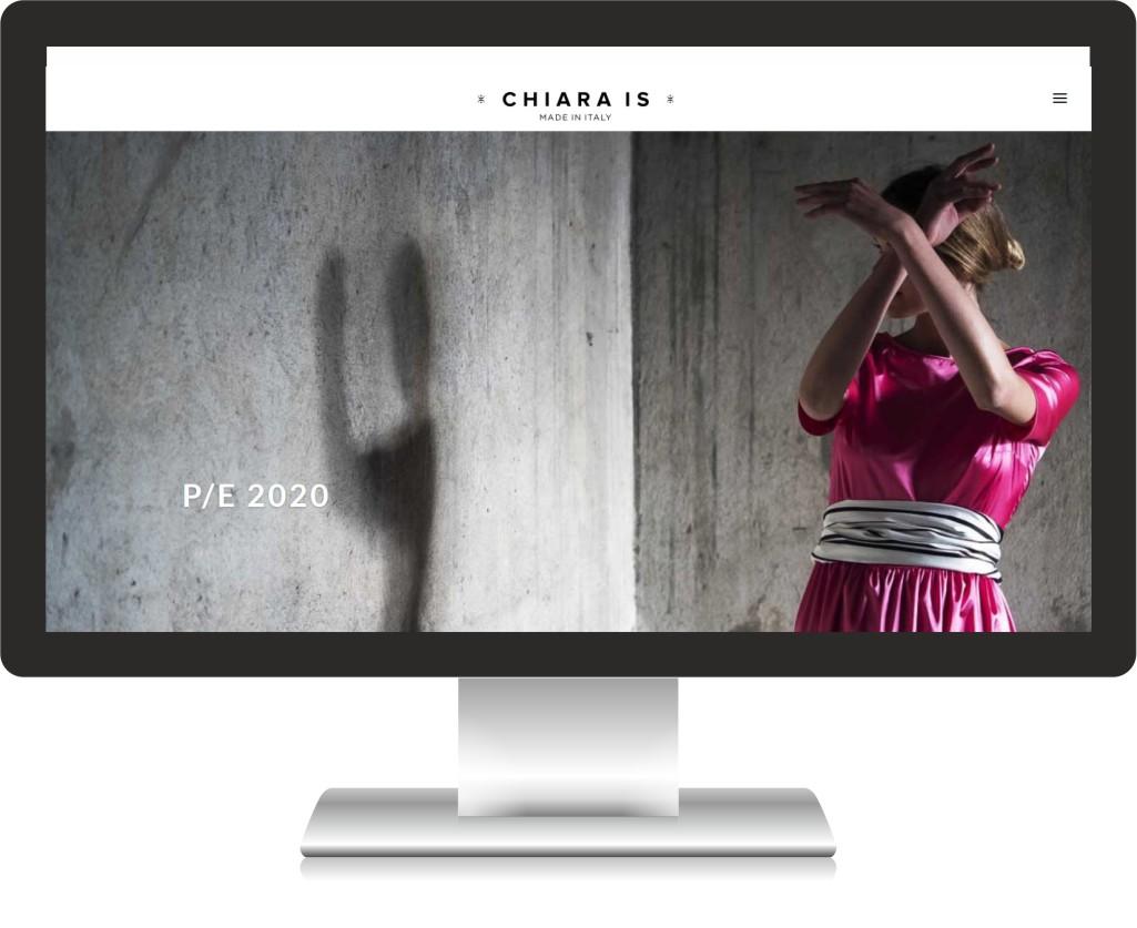 Chiara Is | Chiara Gregis Desktop