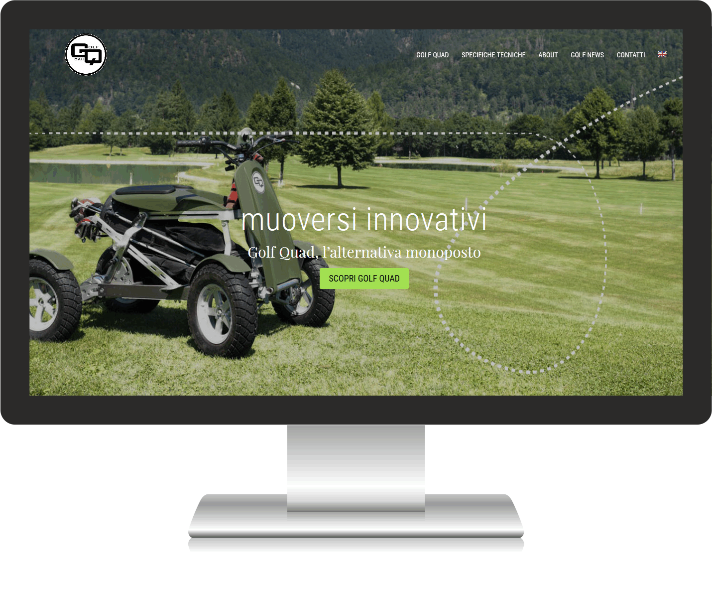 Golf Quad desktop