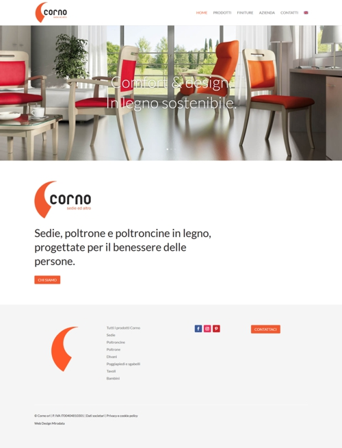 Corno Comfort & Design